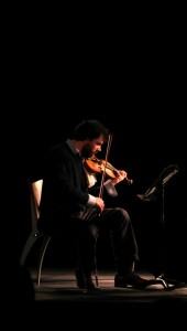 Lamond Gillespie, M.Mus Violin tuition and performances.