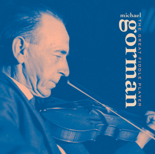 Michael Gorman CD cover for double cd for sale.